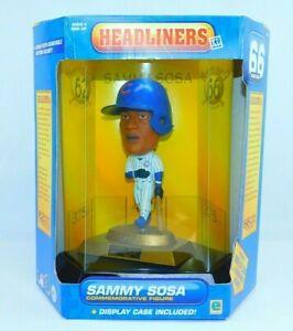 Sammy Sosa Commemorative Figure HEADLINERS XL 1998