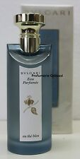 BULGARI EAU PARFUMEE AU THE BLEU EDC VAPO NATURAL SPRAY - 75 ml