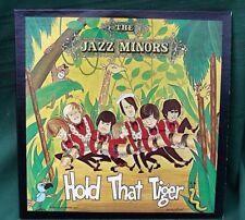 The Jazz Minors - Hold That Tiger - Oregon Dixieland Band - Vinyl LP
