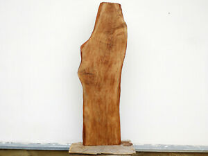 Large Abstract Standing sculpture Original Wood Art Modern sculpture Rustic art
