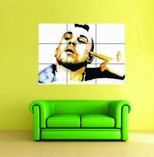 Travis Bickle Taxi Driver Giant Poster Art Print