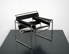 Vitra miniatur Stuhl - B3 Wassily chair - Marcel Breuer Bauhaus Design - TOP