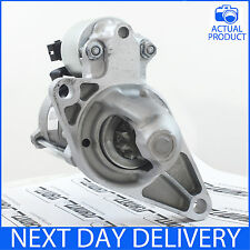 FITS HONDA CIVIC MK7 1.4 & 1.7 PETROL MANUAL 2000-2005 NEW STARTER MOTOR