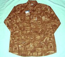 """Columbia Sportswear """"Outdoorsman Lodge"""" L/S Shirt - L - NWT"""