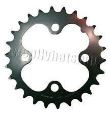 Shimano Black Chainring 26T SLX 661/661 26T Inner Y1KS26000 9 Speed Compatible