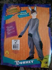 Donkey Dream Works Shrek The Third unisex Costume by Rubies 882791 ages 5-7