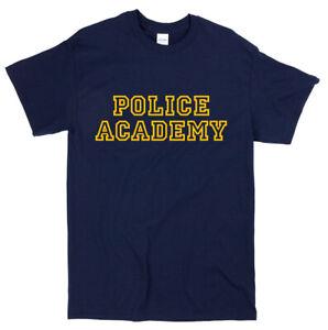 Police Academy Inspired T-shirt - Retro Classic Film Movie Tee Shirts NEW