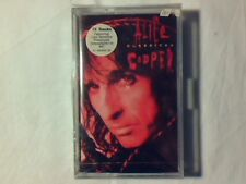 ALICE COOPER Classicks mc cassette k7 RARISSIMA SIGILLATA VERY RARE SEALED!!!