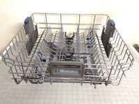 CLEAN KitchenAid Dishwasher Top Upper Dishwasher Rack W10312791 W10728863