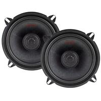"DS18 Elite Z-5254 Pair of 5.25"" Car Door Coaxial Neo Tweeter Speaker 4 Ohms 300W"