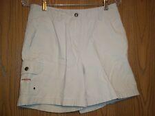 Ralph Lauren Tan Beige Khaki Shorts Size 6