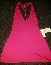 Dreamgirl womens Medium Pink NEW WITH TAGS lingerie sexy nightgown