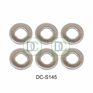 Land Rover Discovery 3.0 Diesel Injector Copper Seals / Washers Pack of 6