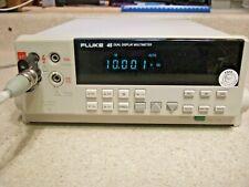 #6 Fluke 45 5 Digit 100K Count Dual Display DMM - Tested IN CAL!