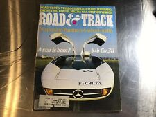 Road & Track 1979 January Ford Mustang Turbo Panther Datsun 810