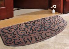 Ancient Roman Carving floor/door mat,3D design,premium quality,outdoor/indoor