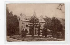 GARROWS LODGE, AMULREE: Perthshire postcard (C8213)