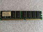 Memoria DDR PSC 512MB PC3200 400MHz CL3 184-Pin