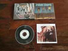 Four Tops - Still Waters Run Deep / Changing Times 2 Albums on 1 Cd Perfetto