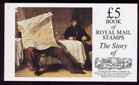 UK 1985 Prestige Stamp Booklet The Story of The Times Newspaper Fine condition