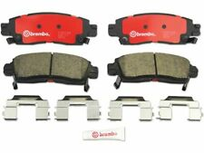 For 2008-2010 Buick Enclave Brake Pad Set Rear Brembo 91827ZM 2009