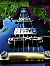 1970 Gibson Les Paul Custom Black Beauty VintageOriginal Electric Guitar 779027