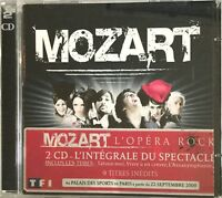 BO FILM - MOZART / L'OPERA ROCK / COHEN - [ x2 CD ALBUM ]
