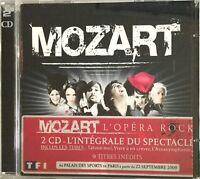 BO FILM - MOZART / L'OPERA ROCK / COHEN - [ x2 CD ALBUM ]