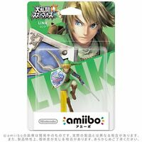 Nintendo amiibo LINK SWITCH 3DS SUPER SMASH BROS Japan
