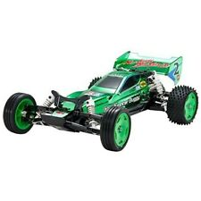Tamiya 47371 1/10 RC DT03 Neo Fighter Buggy Metallic Green Special w/ESC (AZP)