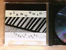 CD RARE / FABRICE EULRY / PIANO SOLO / BON ETAT