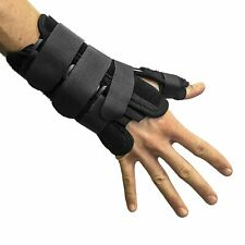 Thumb & Wrist Brace Right or Left Hand Splint & Stabilizer Removable Splint NEW