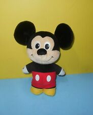 2009 Mattel Fisher Price Talking Clubhouse Cuties Mickey Mouse Small Plush
