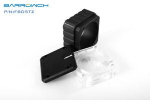 Barrowch Black Dedicated Modified Thermal Kit for D5Pumps RGB (NO PUMP)-321
