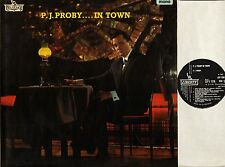 PJ PROBY in town LBY 1291 A1/B1 uk liberty 1965 LP EX-/EX-