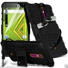 Fundas y carcasas Para Motorola Moto G4 color principal negro para teléfonos móviles y PDAs Motorola