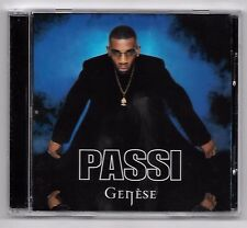 CD RAP FRANCAIS / PASSI - GENESE (COMME NEUF) BISSO NA BISSO STOMY BUGSY MARLEY