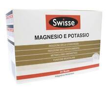 3 confezioni di SWISSE ULTRABOOST MG K 24 buste (MAGNESIO E POTASSIO)