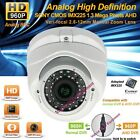 AHD 960p 1.3M Pixel SONY CMOS Night Vision 2.8-12mm Outdoor CCTV Security Camera