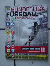 "Fußball  Klebealbum von Panini  Verlag ""Bundesliga 2006/2007- leer-top"