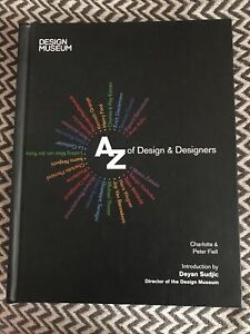 Design Museum: A-Z of Design & Designers by Charlotte Fiell, Peter Fiell...