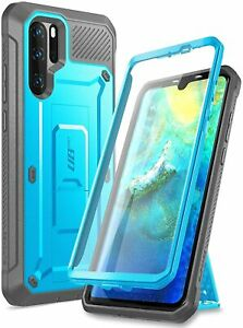 For Huawei P30 / P30 Pro Case SUPCASE Full-Body Shockproof Holster Cover +Screen