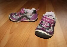Stride Rite Toddler Girl Sensory Response Technology Sneakers Size 4.5 M Purple