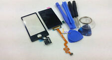 black parts digitizer touch + lcd display screen for ipod nano 7th gen 16gb