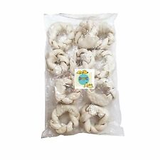 "Pet Food Dog Rawhide Braided Rings White  5.5"" x 10 PACK"