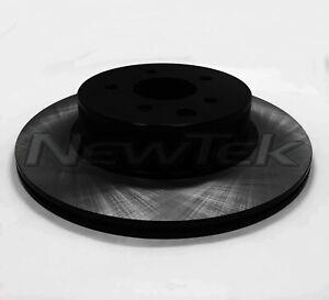 Disc Brake Rotor-Black Knight Rear NewTek 31387E