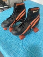 rally vintage roller skates They Have Brookfield Bearings Size 4 Women's