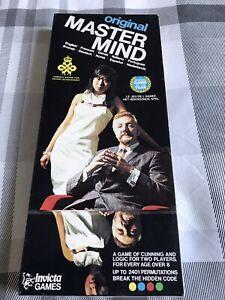 Original Master Mind 1972 INVICTA Games Vintage Strategy Puzzle Game