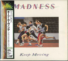 MADNESS-KEEP MOVING DELUXE EDITION-JAPAN 2 CD G88