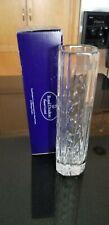 Royal Doulton Lead Crystal Vase - Unused New in Box